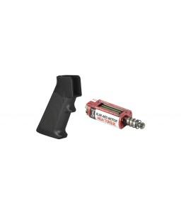 M4 Slim Pistol Grip + High Torque Slim AEG Motor