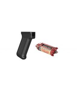 AK Slim Pistol Grip + High Torque Slim AEG Motor